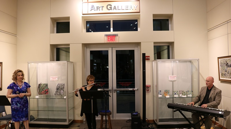 11th Annual Art Hops At The Greater Largo Library Foundation 4-21-18