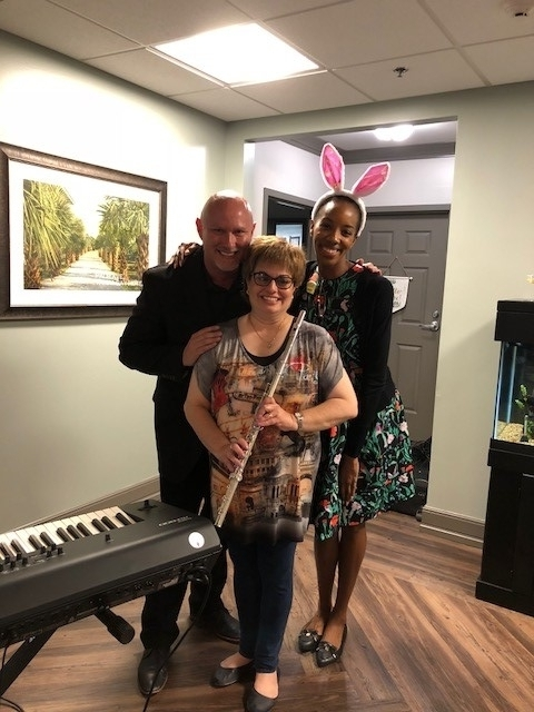 Vera and Stan Collins Renaissance Senior Living Concert 4-9-18