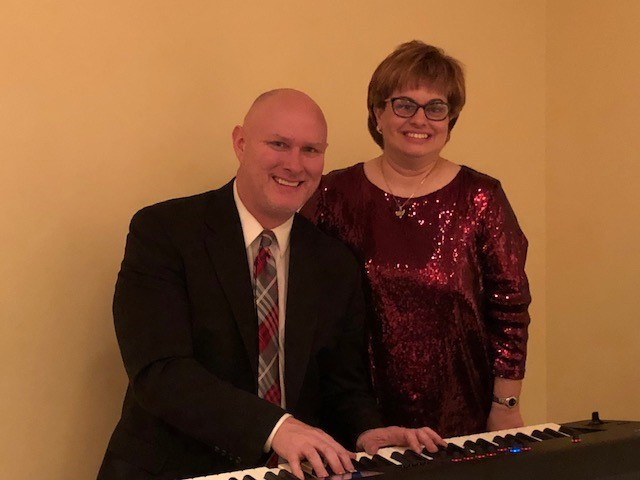 Vera and Stan Collins Private Party Concert at Morton Plant 12-14-17