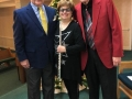 Vera had a lovely time performing at St. Mark Village in Palm Harbor.